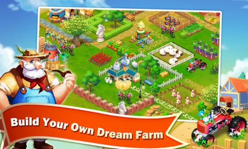 اسکرین شات بازی Barn Story: Farm Day 1