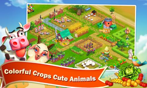 اسکرین شات بازی Barn Story: Farm Day 2
