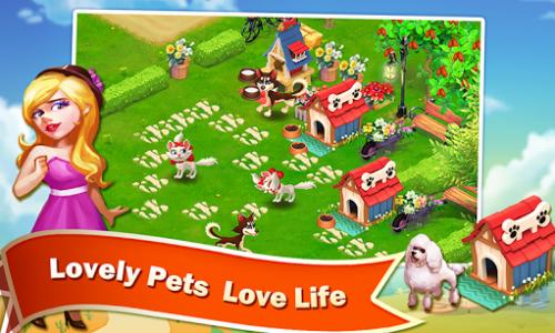 اسکرین شات بازی Barn Story: Farm Day 3