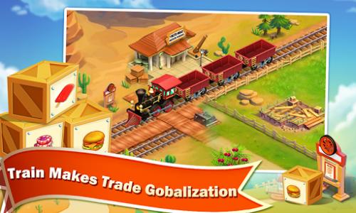 اسکرین شات بازی Barn Story: Farm Day 4