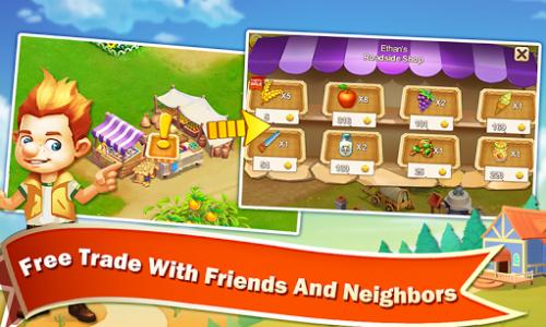 اسکرین شات بازی Barn Story: Farm Day 5