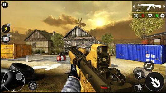 اسکرین شات بازی Critical Warfare: US Army Counter Terrorist Strike 7