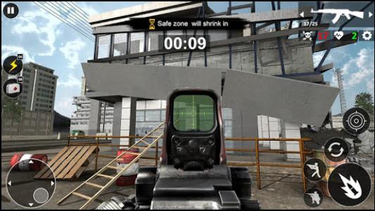 اسکرین شات بازی Critical Warfare: US Army Counter Terrorist Strike 1