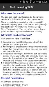 اسکرین شات برنامه Paranoid for Android 5