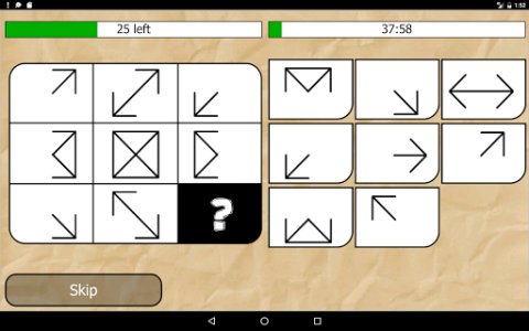 اسکرین شات برنامه IQ Test 5