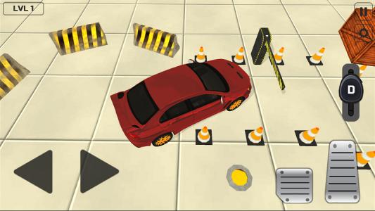 اسکرین شات بازی اموزش رانندگی 4