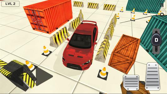 اسکرین شات بازی اموزش رانندگی 3