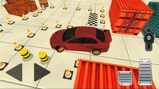 اسکرین شات بازی اموزش رانندگی 2