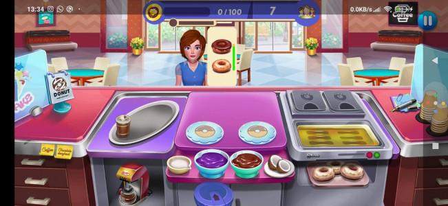 اسکرین شات بازی سراشپزباشی رستوران ملل 5