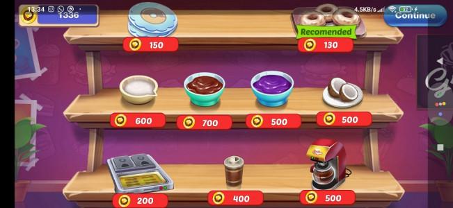 اسکرین شات بازی سراشپزباشی رستوران ملل 4