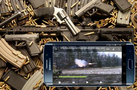 اسکرین شات برنامه اسلحه شناسی 6