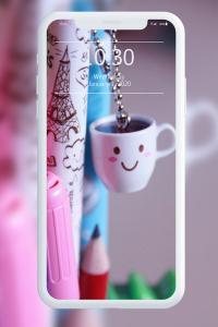 اسکرین شات برنامه تصویر زمینه دخترانه 12
