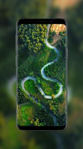 اسکرین شات برنامه تصویر زمینه طبیعت 3
