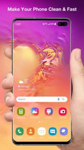 اسکرین شات برنامه Galaxy S10 Launcher for Samsung 5