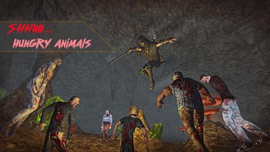 اسکرین شات بازی Dead Mines Rush: Legendary Ninja Fight 8