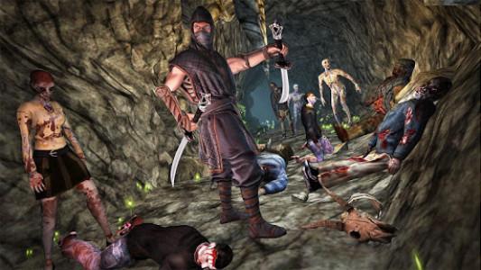 اسکرین شات بازی Dead Mines Rush: Legendary Ninja Fight 3