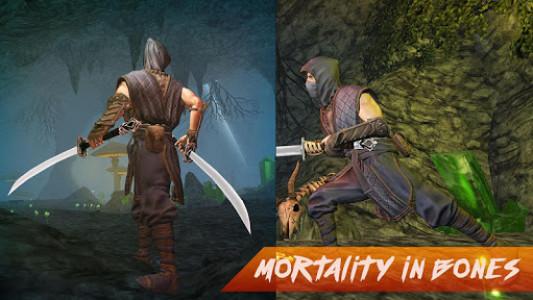 اسکرین شات بازی Dead Mines Rush: Legendary Ninja Fight 5