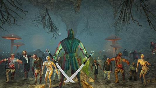 اسکرین شات بازی Dead Mines Rush: Legendary Ninja Fight 4