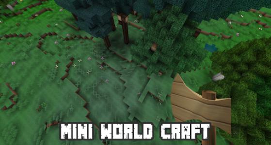 اسکرین شات بازی Mini World Craft Pro : Building and Survival 1