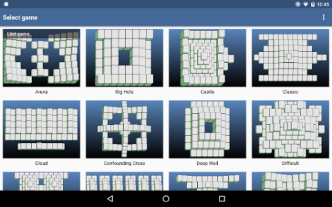 اسکرین شات بازی Mahjongg Builder 6