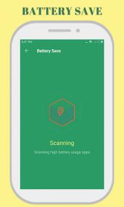 اسکرین شات برنامه Ssafe Security - junk virus cleaner 3