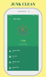 اسکرین شات برنامه Ssafe Security - junk virus cleaner 2
