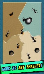 اسکرین شات بازی مورچه در مقابل توپ 4