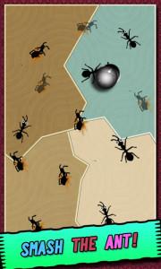 اسکرین شات بازی مورچه در مقابل توپ 3