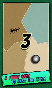 اسکرین شات بازی مورچه در مقابل توپ 1