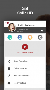 اسکرین شات برنامه Call Recorder - Automatic Call Recorder - ACR 3