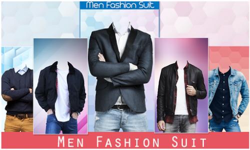اسکرین شات برنامه Man Fashion Suit 1