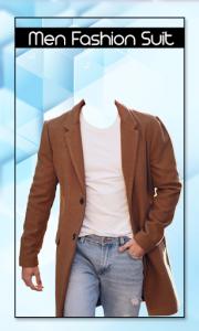 اسکرین شات برنامه Man Fashion Suit 7