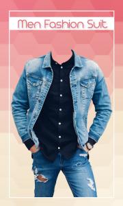 اسکرین شات برنامه Man Fashion Suit 2