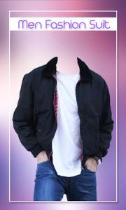 اسکرین شات برنامه Man Fashion Suit 4