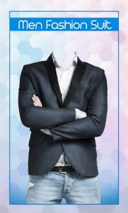 اسکرین شات برنامه Man Fashion Suit 5