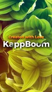 اسکرین شات برنامه Kappboom - Cool Wallpapers & Background Wallpapers 5