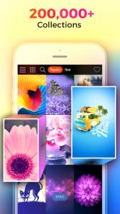 اسکرین شات برنامه Kappboom - Cool Wallpapers & Background Wallpapers 1