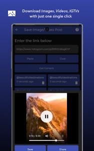 اسکرین شات برنامه Insta Tools - An Integrated Instagram Toolkit 4