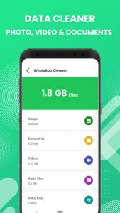 اسکرین شات برنامه WhatsDelete: View Deleted Messages & Status Saver 6