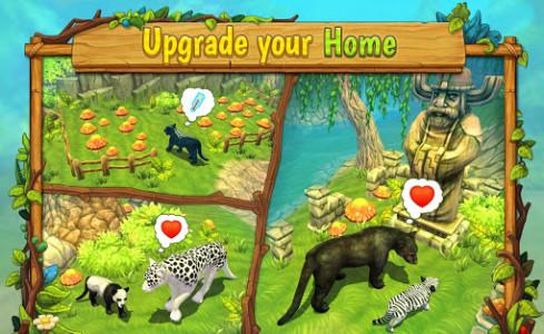 اسکرین شات بازی Puma Family Sim Online 4