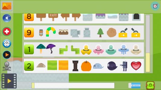 اسکرین شات بازی بازی ماجراجویی بساز 1