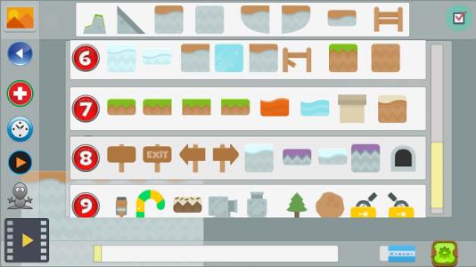 اسکرین شات بازی بازی ماجراجویی بساز 5