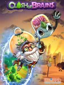 اسکرین شات بازی Clash Of Brains 1