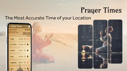 اسکرین شات برنامه Qibla Compass - Find Mecca Direction 6
