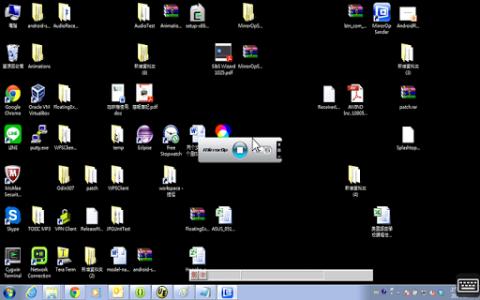 اسکرین شات برنامه MirrorOp Receiver 2