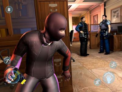اسکرین شات بازی Bank Robbery - City Gangster Crime Simulator 7