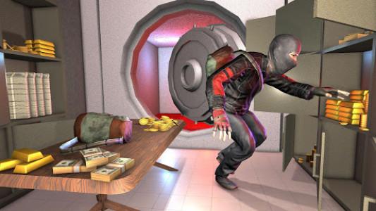 اسکرین شات بازی Bank Robbery - City Gangster Crime Simulator 4