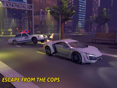 اسکرین شات بازی Bank Robbery - City Gangster Crime Simulator 6
