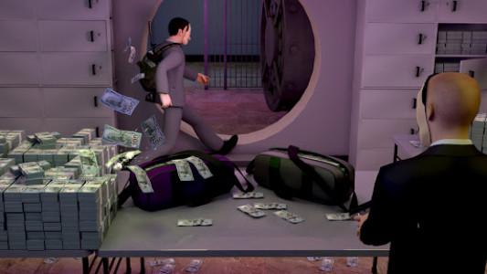 اسکرین شات بازی Bank Robbery - City Gangster Crime Simulator 1