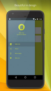 اسکرین شات برنامه IMEI Info (Dual SIM Supported) 3